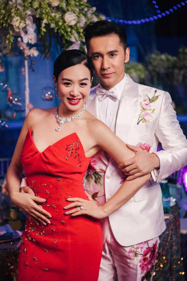 Mỹ nhân Hoa ngữ và những cuộc hôn nhân bất ngờ: Người vật vã vì chồng trẻ ngoại tình, kẻ mang danh tiểu tam nhưng lại tìm được hạnh phúc - ảnh 4