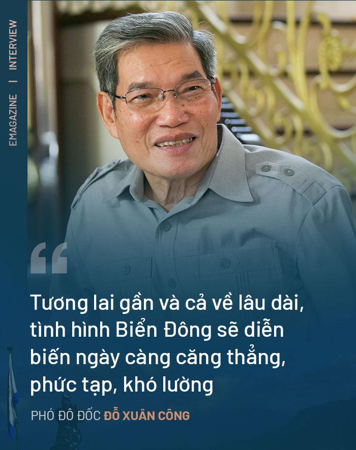 """Phó Đô đốc Đỗ Xuân Công: """"Muốn giữ được biển đảo, phải tuyệt đối giữ mình. Làm Tư lệnh khó lắm cháu ạ"""" - Ảnh 8."""