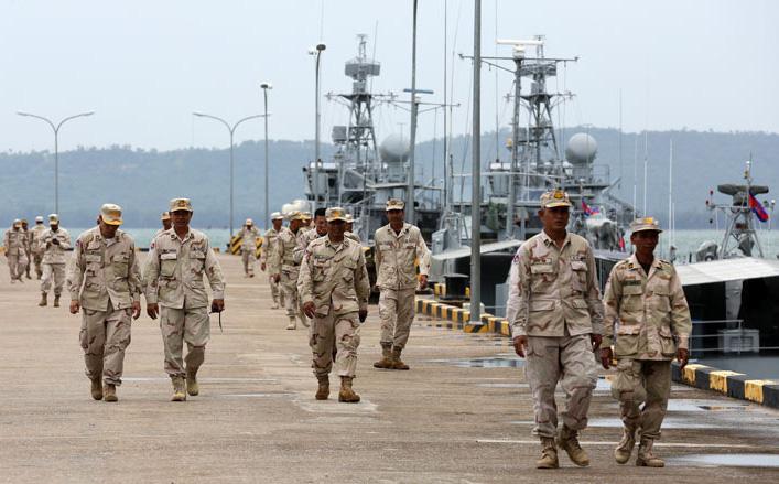 Ông Hun Sen nói về tin quân cảng chiến lược Campuchia ''phục vụ độc quyền'' Trung Quốc
