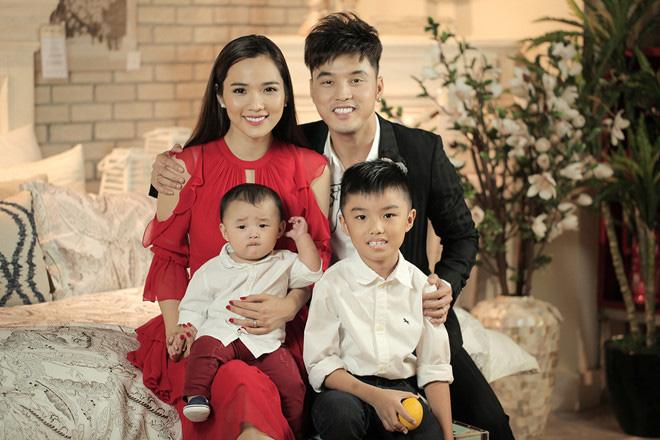 Kim Cương: Tôi chưa bao giờ thấy Ưng Hoàng Phúc phân biệt con chung và con riêng - Ảnh 1.