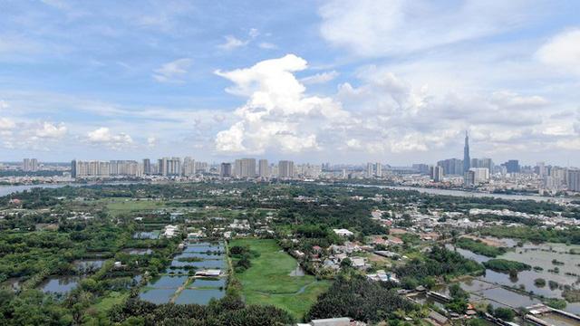Bên trong siêu đô thị bị quy hoạch treo gần 30 năm giữa lòng Sài Gòn - Ảnh 2.