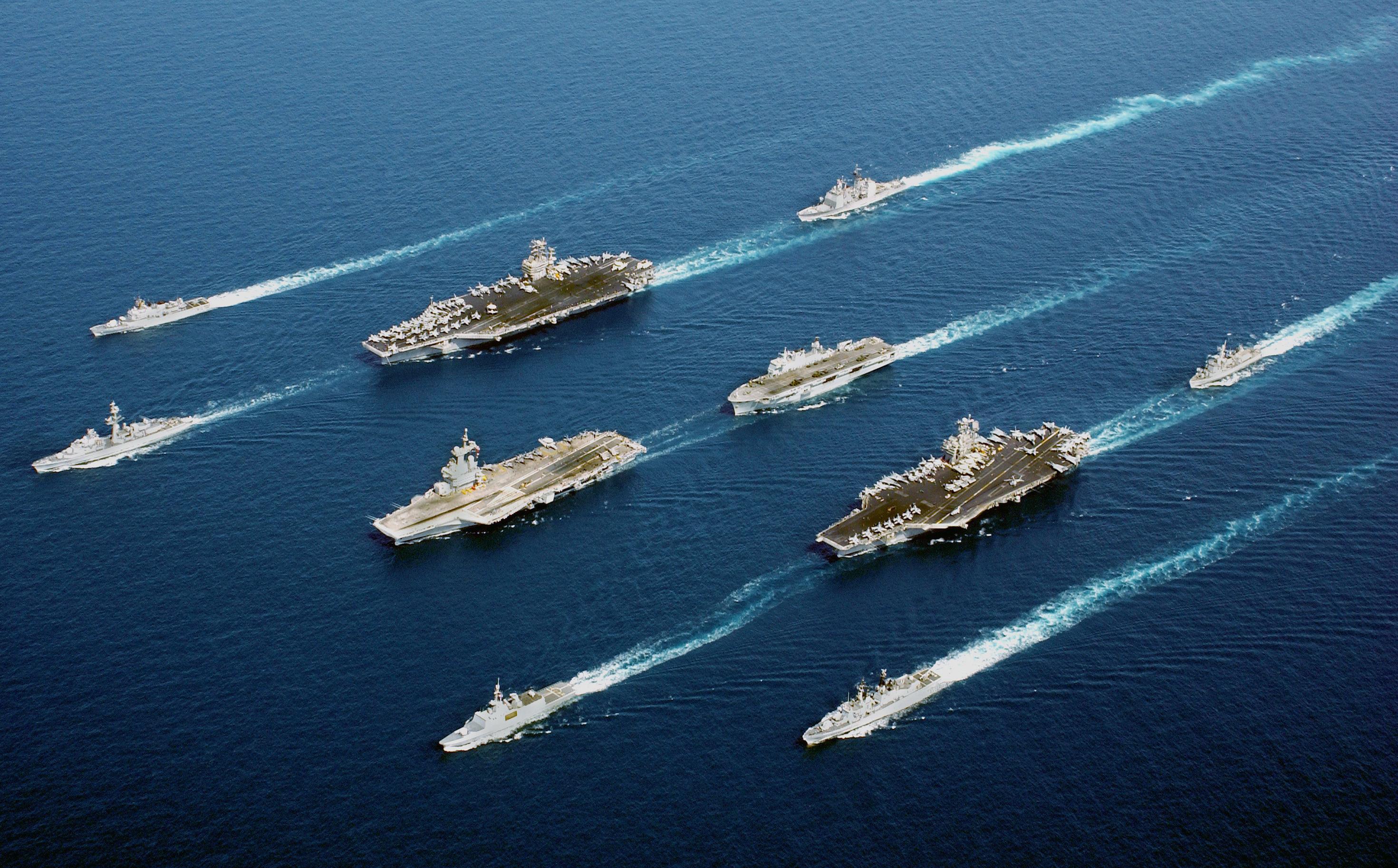 FONOP - ''kiếm lệnh'' bá chủ đại dương của Mỹ đang bị thử thách: Nga ra đòn Knock-out!