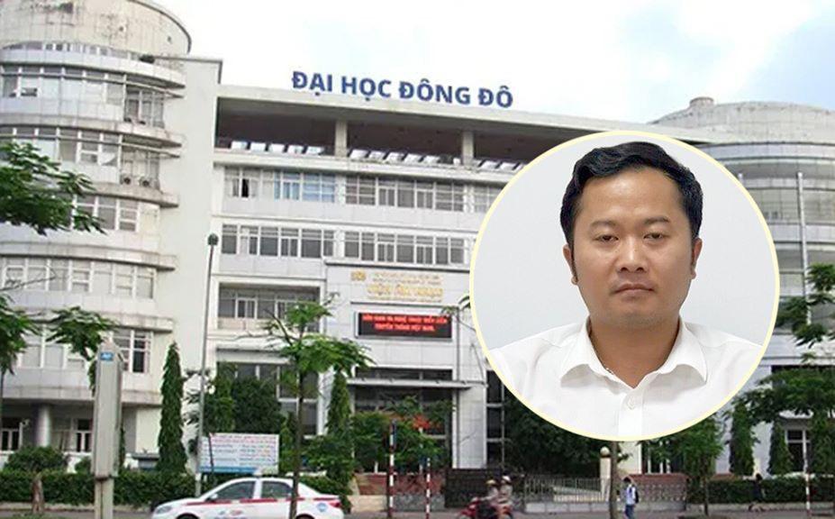 Bắt tạm giam nguyên Trưởng phòng Tài chính kế toán Đại học Đông Đô