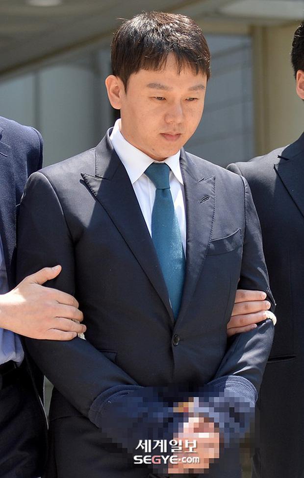 Chồng nữ diễn viên Park Han Byul thừa nhận môi giới mại dâm, biển thủ trong bê bối lớn nhất lịch sử Burning Sun - ảnh 1