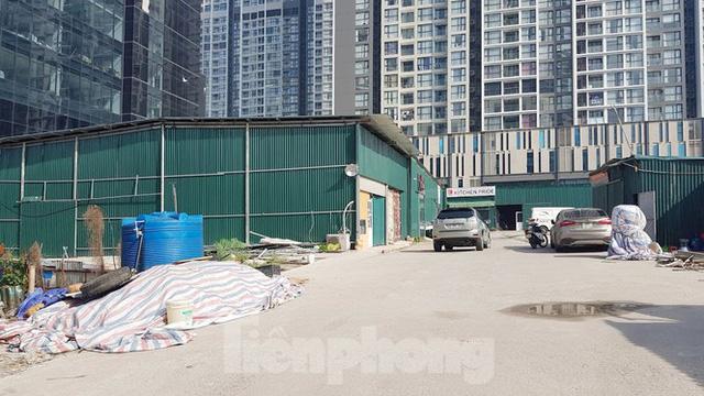Cận cảnh khu đất vàng hơn 8.000 m2 Hà Nội quyết thu hồi - Ảnh 10.