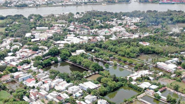 Bên trong siêu đô thị bị quy hoạch treo gần 30 năm giữa lòng Sài Gòn - Ảnh 12.