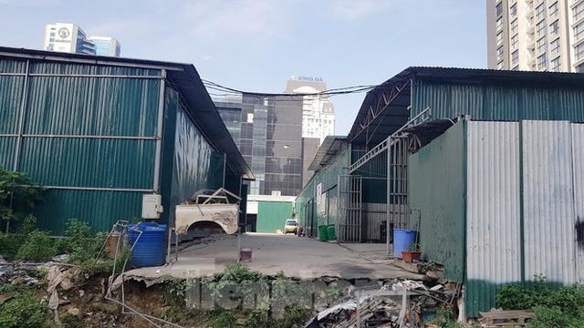 Cận cảnh khu đất vàng hơn 8.000 m2 Hà Nội quyết thu hồi - Ảnh 11.
