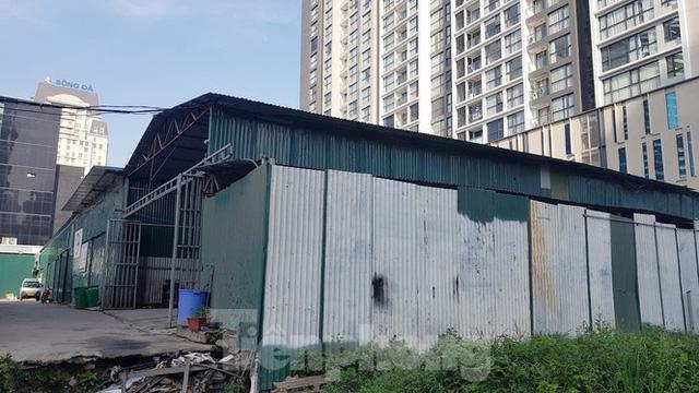 Cận cảnh khu đất vàng hơn 8.000 m2 Hà Nội quyết thu hồi - Ảnh 12.