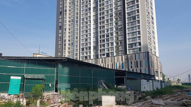 Cận cảnh khu đất vàng hơn 8.000 m2 Hà Nội quyết thu hồi - Ảnh 14.