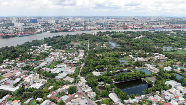 Bên trong siêu đô thị bị quy hoạch treo gần 30 năm giữa lòng Sài Gòn - Ảnh 17.