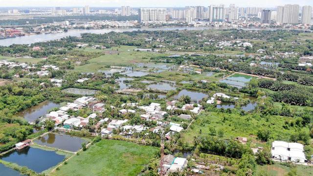Bên trong siêu đô thị bị quy hoạch treo gần 30 năm giữa lòng Sài Gòn - Ảnh 20.
