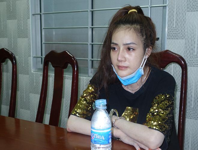 Hotgirl 9X đeo ba lô ma túy từ Campuchia về Việt Nam - Ảnh 3.