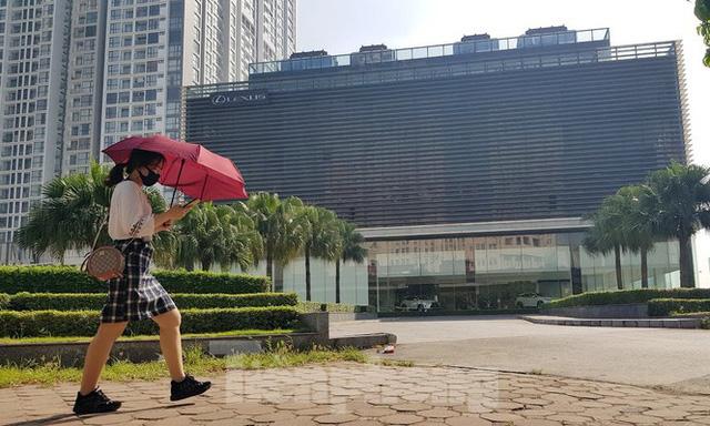 Cận cảnh khu đất vàng hơn 8.000 m2 Hà Nội quyết thu hồi - Ảnh 2.