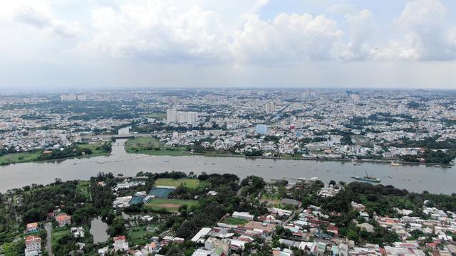Bên trong siêu đô thị bị quy hoạch treo gần 30 năm giữa lòng Sài Gòn - Ảnh 23.