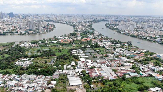 Bên trong siêu đô thị bị quy hoạch treo gần 30 năm giữa lòng Sài Gòn - Ảnh 27.