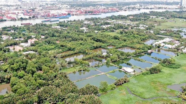 Bên trong siêu đô thị bị quy hoạch treo gần 30 năm giữa lòng Sài Gòn - Ảnh 31.
