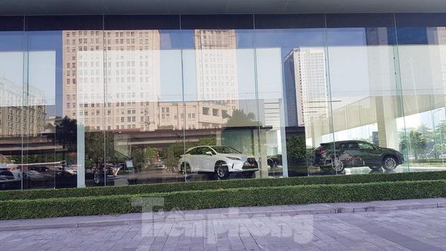 Cận cảnh khu đất vàng hơn 8.000 m2 Hà Nội quyết thu hồi - Ảnh 4.