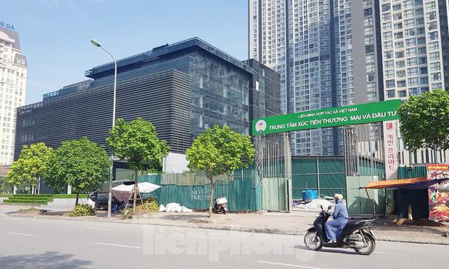 Cận cảnh khu đất vàng hơn 8.000 m2 Hà Nội quyết thu hồi - Ảnh 5.