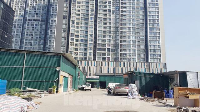 Cận cảnh khu đất vàng hơn 8.000 m2 Hà Nội quyết thu hồi - Ảnh 7.