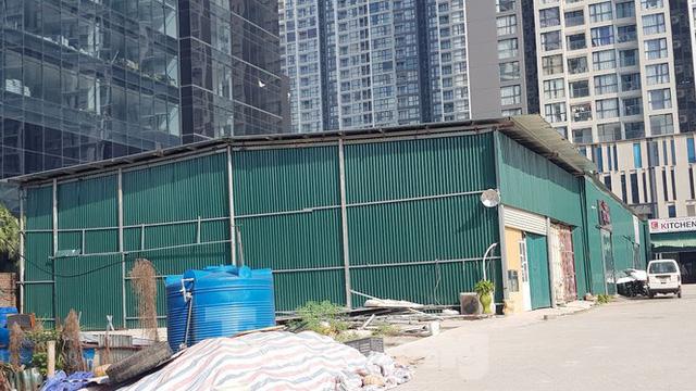 Cận cảnh khu đất vàng hơn 8.000 m2 Hà Nội quyết thu hồi - Ảnh 8.