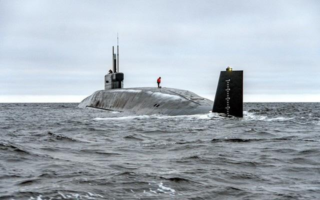 Chỉ có thể là Nga: Cùng lúc đóng mới 6 lớp tàu ngầm khuynh đảo đại dương trong tương lai - Ảnh 2.