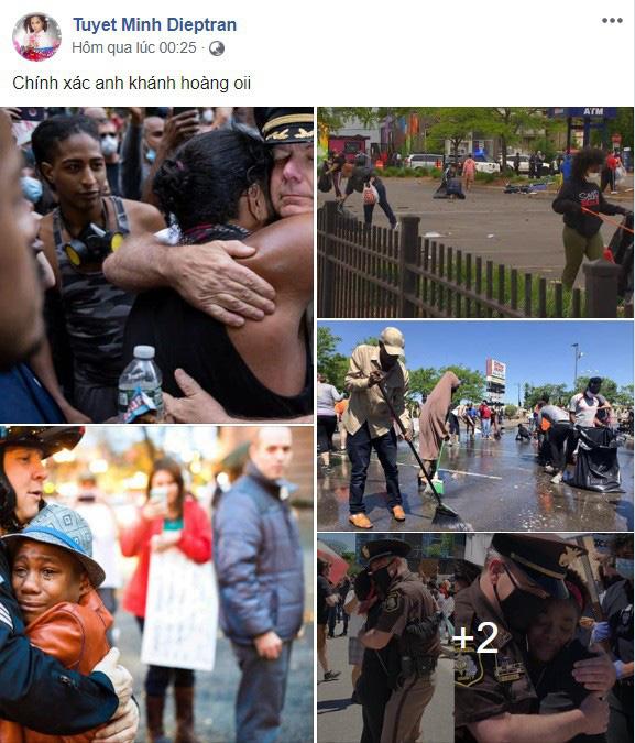 Nhiều cơ sở kinh doanh của sao Việt tại Mỹ bị người biểu tình đập phá - Ảnh 2.