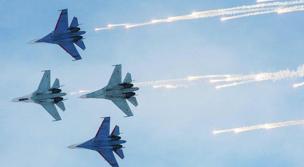 Chiến sự Syria: Lý do Nga ồ ạt tấn công vào vùng giảm xung đột ở Syria - ảnh 3