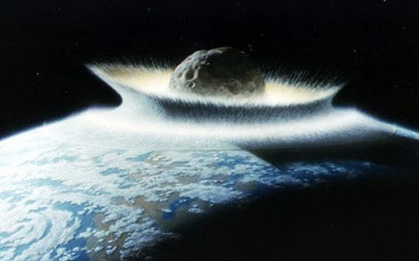 Khi thiên thạch đâm vào Trái Đất, loài người sẽ lập tức bị xóa sổ bởi hiện tượng gió tử thần - Ảnh 1.