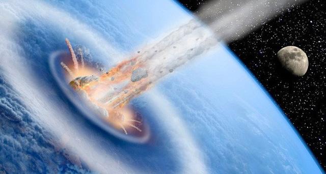 Khi thiên thạch đâm vào Trái Đất, loài người sẽ lập tức bị xóa sổ bởi hiện tượng gió tử thần - Ảnh 3.