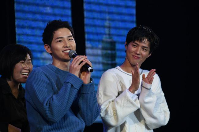 Ẩn tình nào phía sau mối quan hệ nguội lạnh tàn tro của Song Joong Ki và Park Bo Gum: Xem nhau như ruột thịt nhưng quay lưng đã trở thành người dưng? - Ảnh 5.