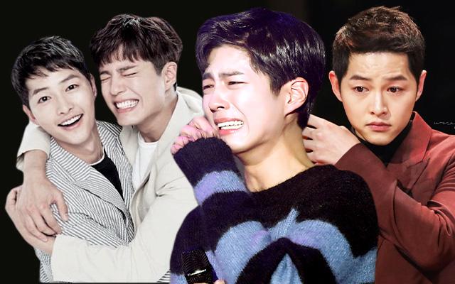Ẩn tình nào phía sau mối quan hệ nguội lạnh tàn tro của Song Joong Ki và Park Bo Gum: Xem nhau như ruột thịt nhưng quay lưng đã trở thành người dưng? - Ảnh 6.