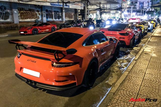 Dàn siêu xe và xe thể thao hội ngộ lúc nửa đêm, thành lập nhóm siêu xe thứ 2 tại Việt Nam - Ảnh 8.