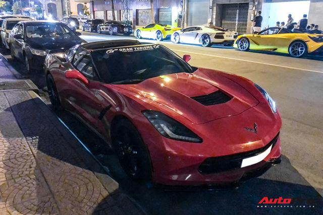Dàn siêu xe và xe thể thao hội ngộ lúc nửa đêm, thành lập nhóm siêu xe thứ 2 tại Việt Nam - Ảnh 10.