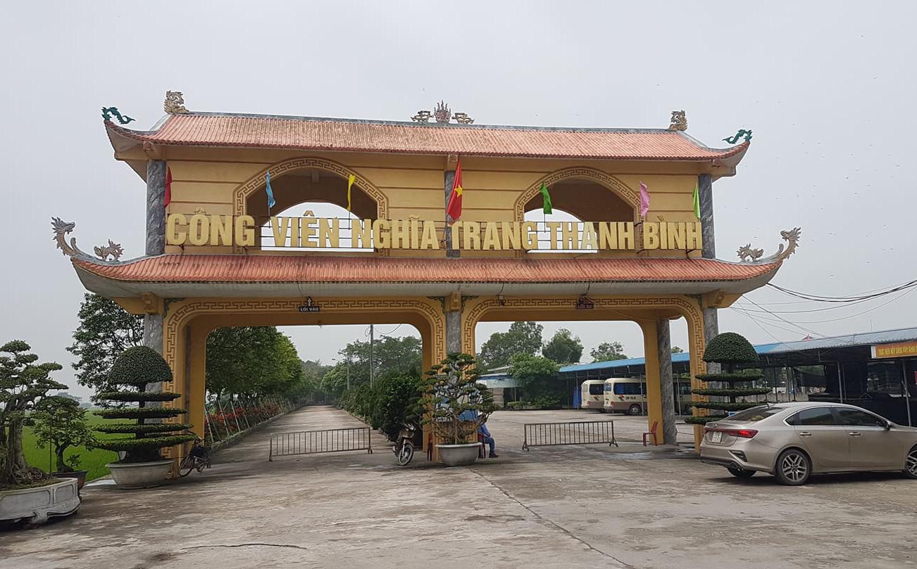 Nóng: Bắt Trưởng đài hóa thân hoàn vũ ở Nam Định liên quan đến vụ bảo kê hỏa táng