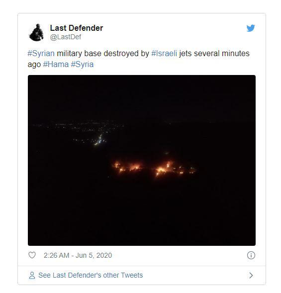 Israel tấn công sát nách S-300, PK Syria bất lực nhìn căn cứ chìm trong biển lửa - Lô hàng nóng từ Nga khiến Tel Aviv nổi cơn thịnh nộ? - Ảnh 1.