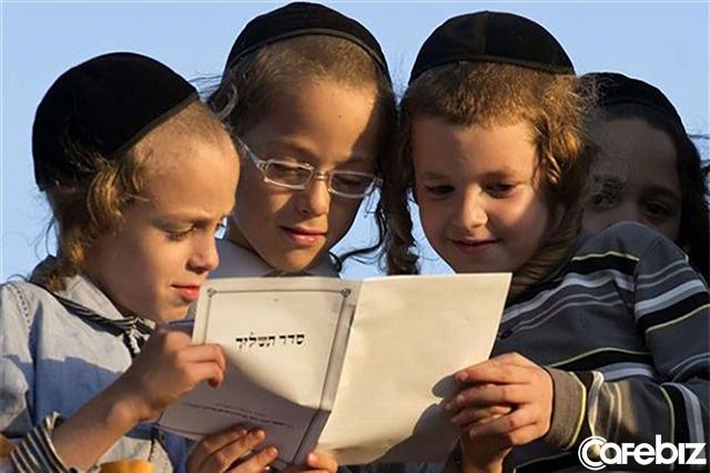 10 bài học giáo dục kinh điển của người Do Thái và cách họ bồi dưỡng ra thế hệ ưu tú tiếp theo - Ảnh 2.