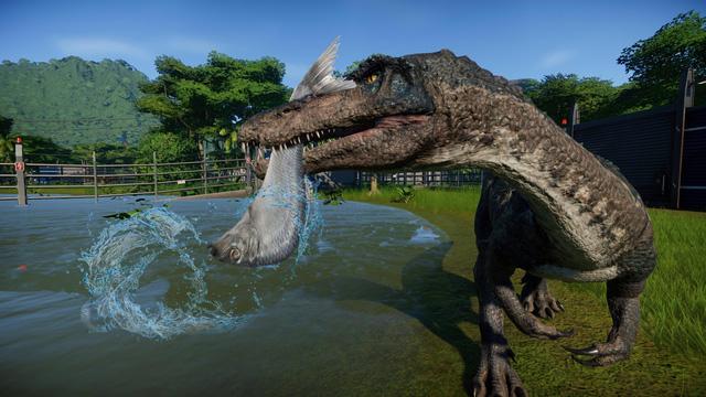 Top 5 điều thú vị xoay quanh Spinosaurus - kẻ săn mồi đáng sợ ngang cơ cả T-REX - Ảnh 2.