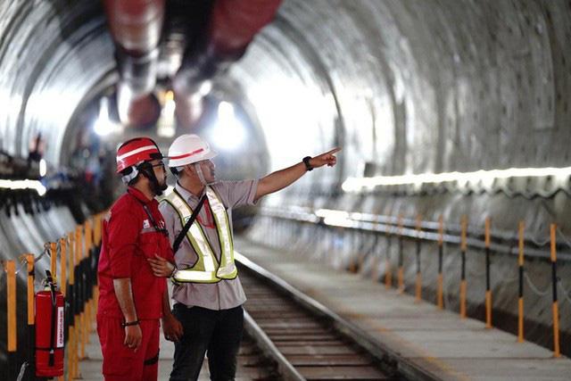 Đường sắt Cát Linh - Hà Đông: Sự thật bẫy nợ tại các dự án của công ty mẹ Tổng thầu Trung Quốc - Ảnh 2.