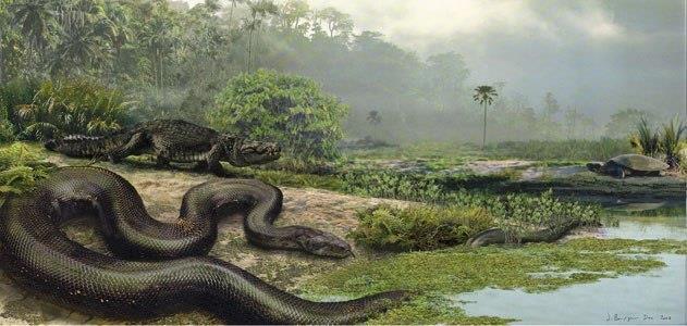 Những sinh vật siêu to khổng lồ từng tồn tại trên Trái Đất từ trước tới nay - Ảnh 4.
