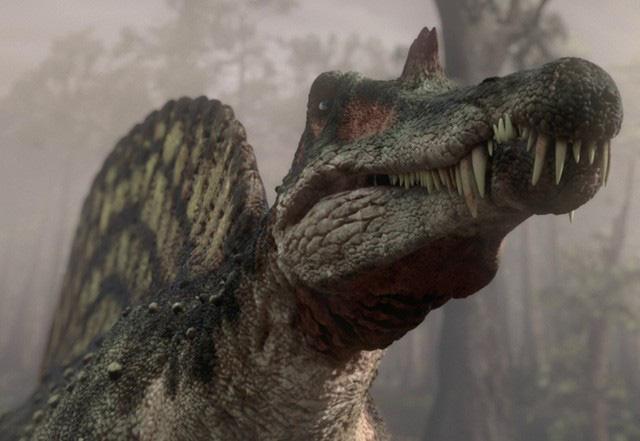 Top 5 điều thú vị xoay quanh Spinosaurus - kẻ săn mồi đáng sợ ngang cơ cả T-REX - Ảnh 5.
