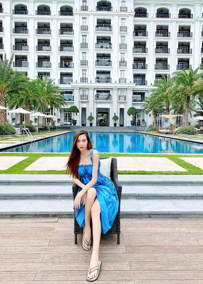 Đọ sắc 4 bà bầu đang mang song thai của showbiz Việt - ảnh 5