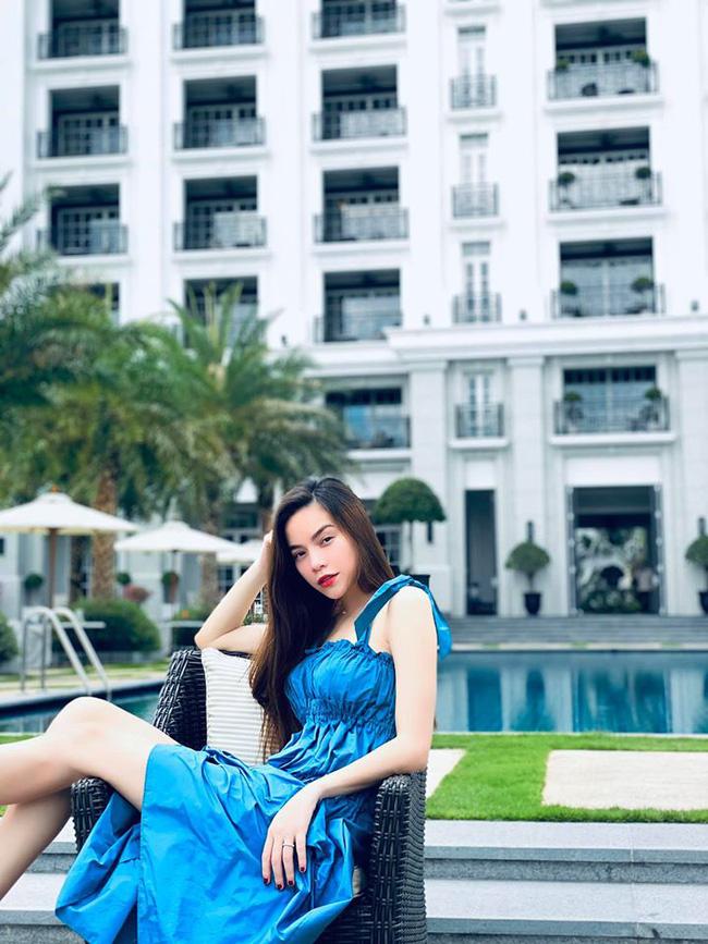 Đọ sắc 4 bà bầu đang mang song thai của showbiz Việt - ảnh 6
