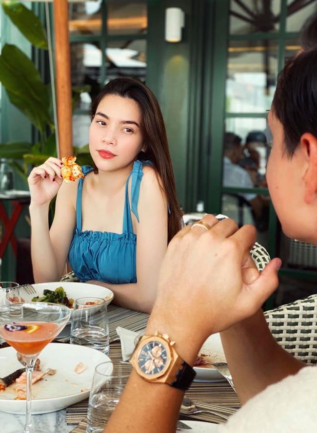 Đọ sắc 4 bà bầu đang mang song thai của showbiz Việt - ảnh 7