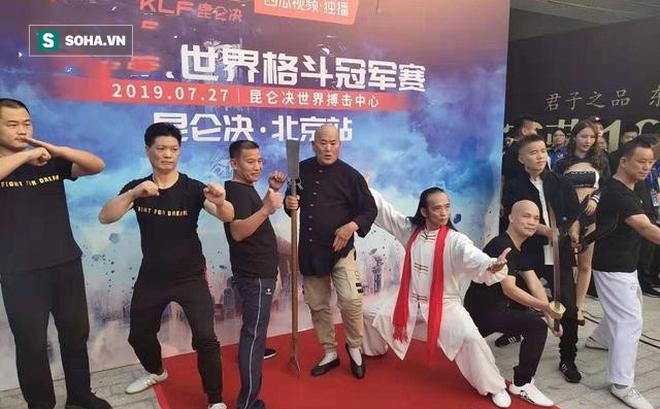 """NÓNG: Giải võ kỳ lạ ở Trung Quốc có thể bị cấm vào giờ chót vì """"mang dấu hiệu lừa đảo"""" - Ảnh 2."""