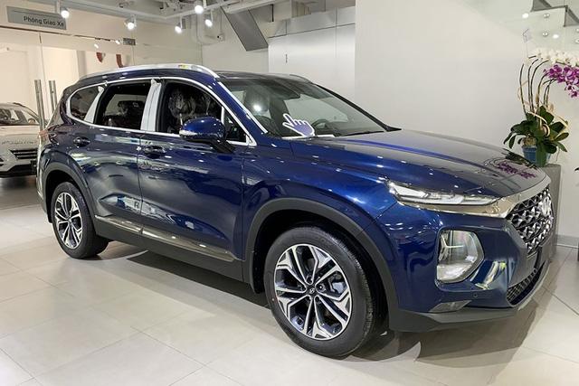 Loạt SUV đua xả hàng, giảm giá hàng trăm triệu, còn dưới 1 tỷ đồng tại Việt Nam - Ảnh 2.