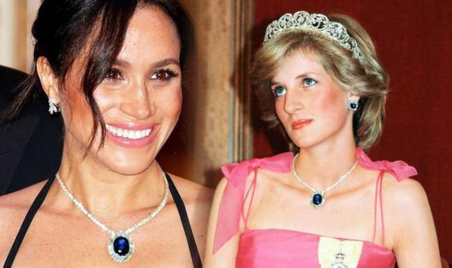 Meghan Markle dính nghi án ôm khư khư đồ trang sức trị giá hơn 200 tỷ đồng của Công nương Diana quá cố không trả lại hoàng gia - Ảnh 1.