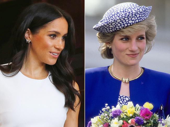 Meghan Markle dính nghi án ôm khư khư đồ trang sức trị giá hơn 200 tỷ đồng của Công nương Diana quá cố không trả lại hoàng gia - Ảnh 2.