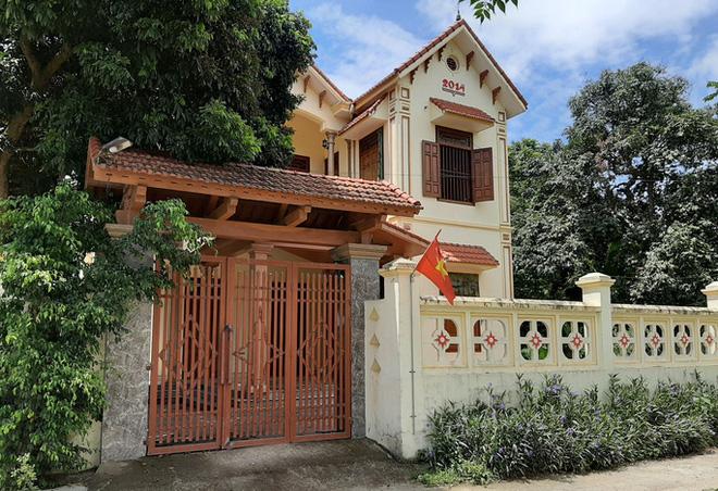 Ngỡ ngàng ngắm những căn nhà của 12 hộ cận nghèo ở Thanh Hóa - Ảnh 11.