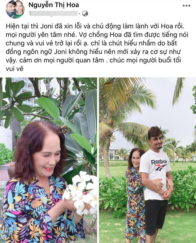Động thái bất ngờ của vợ chồng cô dâu 65 tuổi ở Đồng Nai và chú rể 24 tuổi sau ồn ào bạo hành - Ảnh 6.