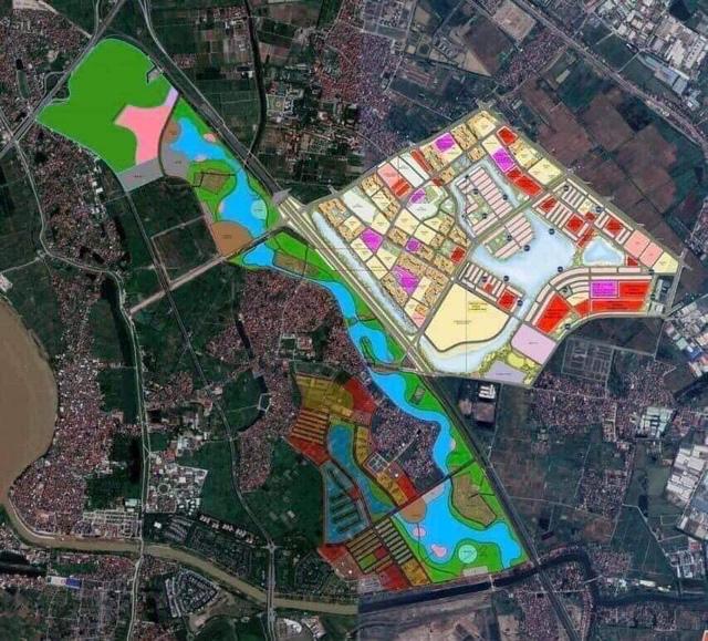 Hà Nội chuẩn bị có Vinpearl Land rộng 80ha tại Gia Lâm kết hợp Safari dưới nước và trên cạn - Ảnh 1.
